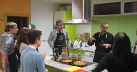Clase Cocina Mediterránea