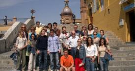 Estudiantes de Excursión