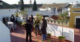 Estudiantes en Terraza