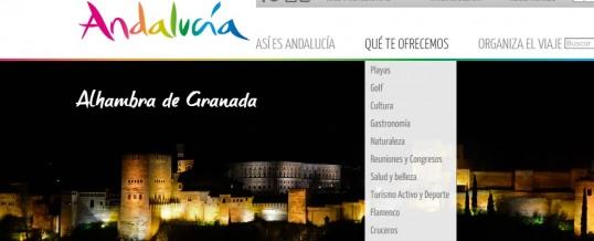 Sección de Turismo Idiomático en Andalucia.org