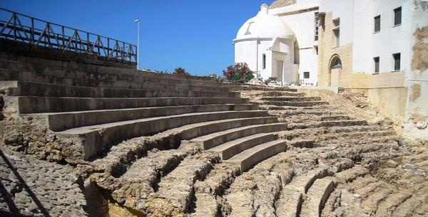 El Centro de Interpretación del Teatro Romano de Cádiz abre de nuevo al público