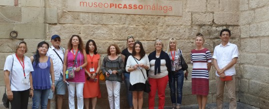 Fam trip Andalucía post FEDELE Annual Meeting 2015