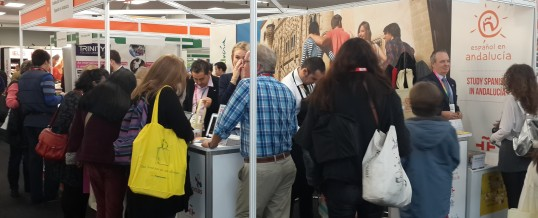 EEA en Language Show Live London 2015