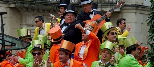 Carnaval de Cádiz, con letra y música