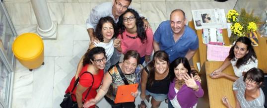Concurso EEA en la feria Language Live Show 2015: Ganador del curso en Clic IH Sevilla