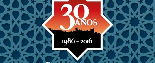 ¡30 años de enseñanza de español en Granada – 30 becas!