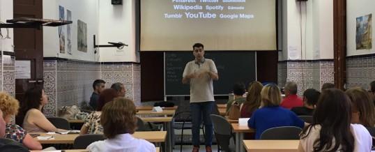 """Formación para profesores en Debla: """"La competencia digital docente en el aula de ELE"""""""
