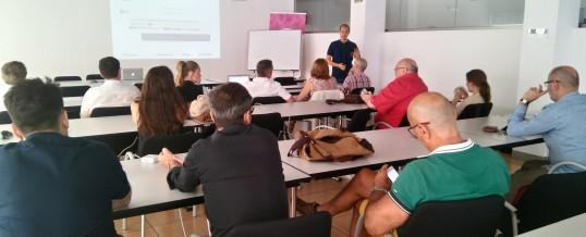 Taller para las escuelas de EEA: Estrategia Digital para empresas orientada a conversiones