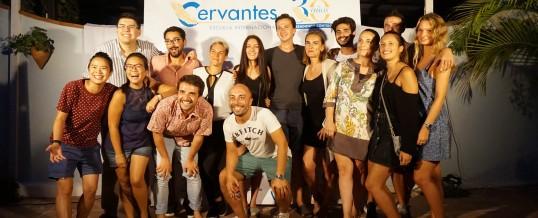 Así pasó. 30 Aniversario de Cervantes Escuela Internacional