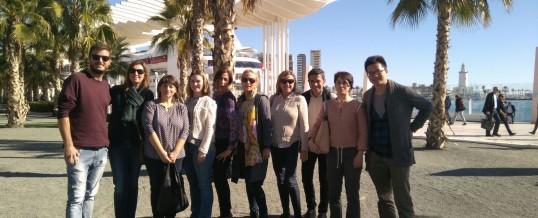 Famtrips Andalucía 2016, organizados por EEA