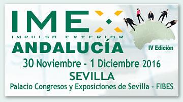 IMEX – Andalucía, Feria de Negocio Internacional