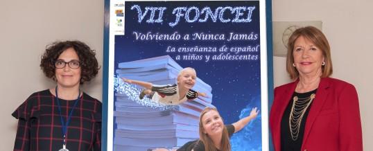 Celebración del VII FONCEI (Foro Nacional de Cervantes Escuela Internacional)