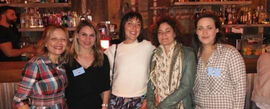 Visita de Tatiana Dilhat, periodista de la Revista francesa Vocable, a las escuelas de Español en Andalucía