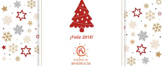 ADIÓS 2017 Y BIENVENIDO 2018