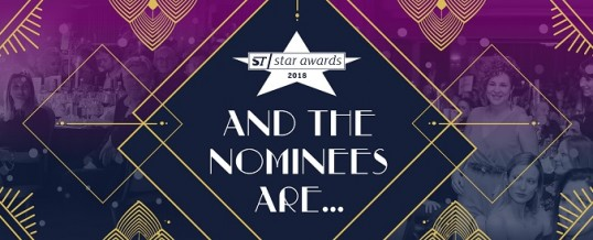 Premios ST Star Awards 2018
