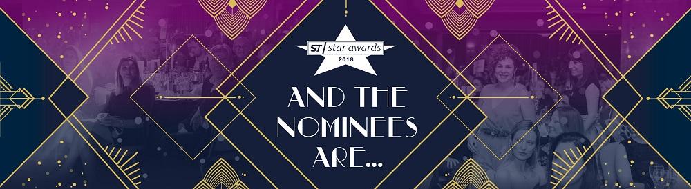 Premios ST Star Awards 2018
