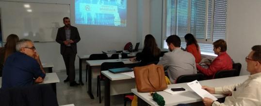 Formación para escuelas EEA y Asamblea General en Sevilla