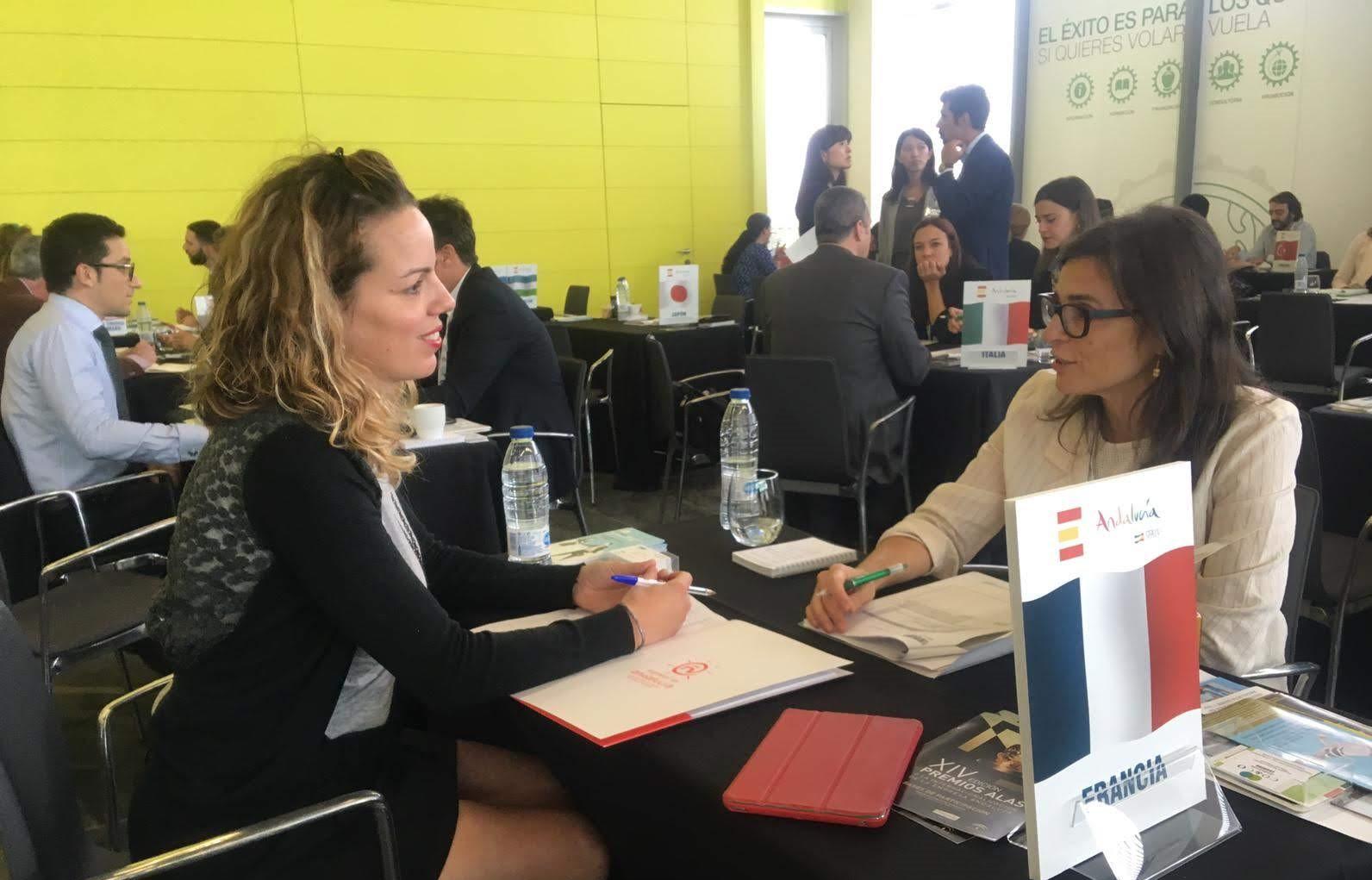 Participación de EEA en IMEX, Impulso Exterior Andalucía 2018