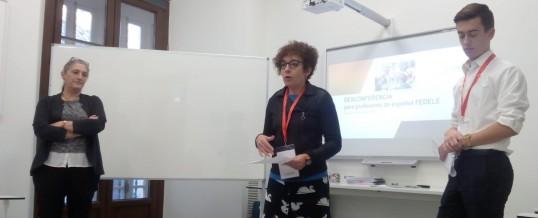 Desconferencia de profesores de español en Málaga