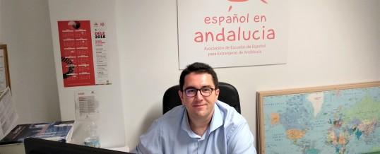 Estudiante de prácticas de la Universidad de Málaga en EEA