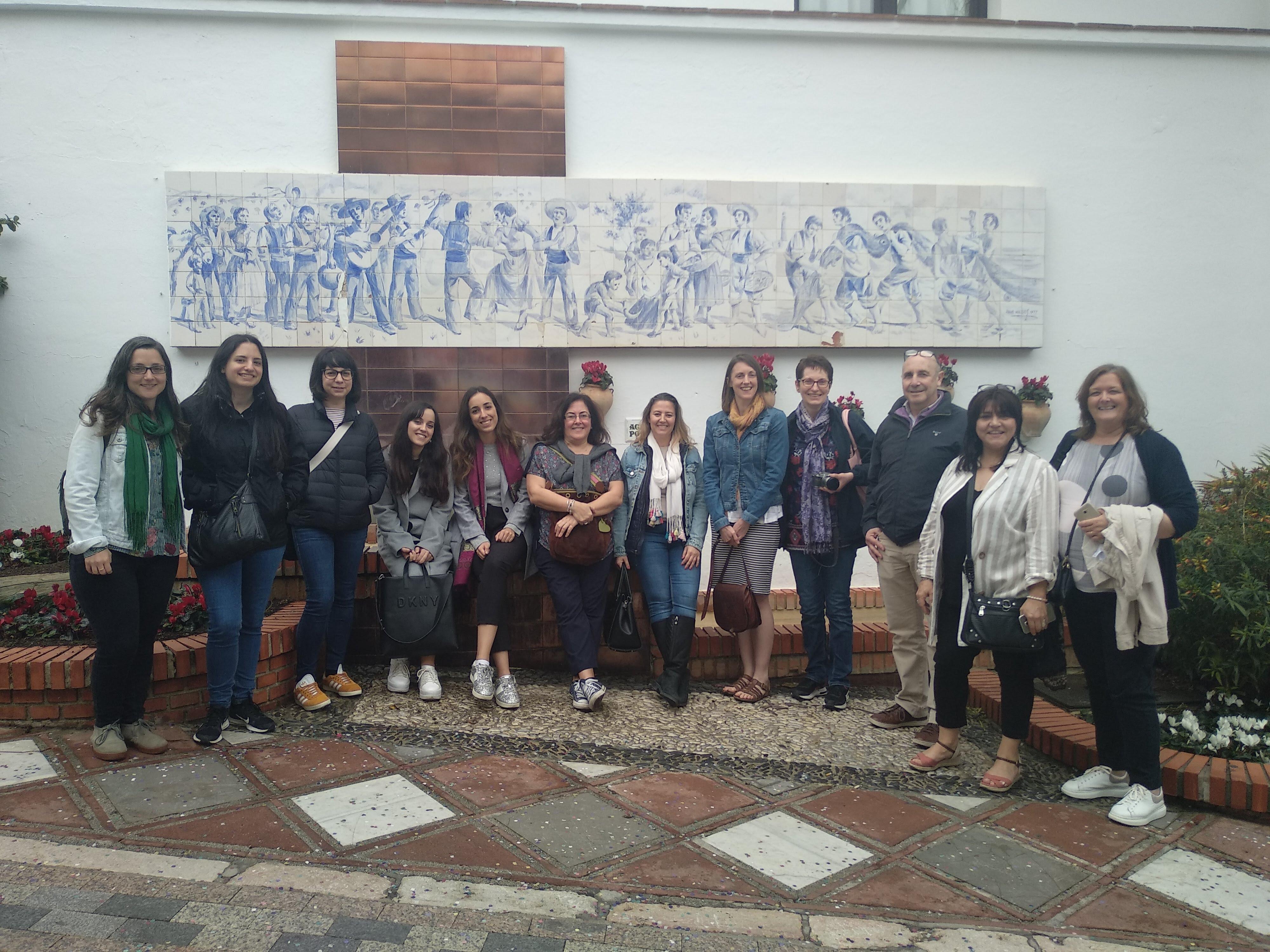 FAM Trips a Andalucía para profesores ELE y agencias de viajes lingüísticos