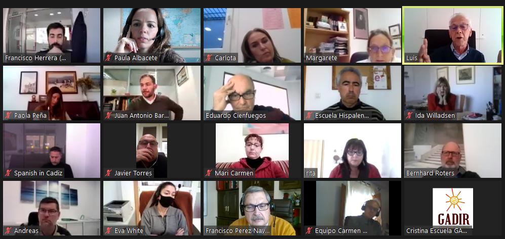 Bienvenido 2021: Novedades de Español en Andalucía