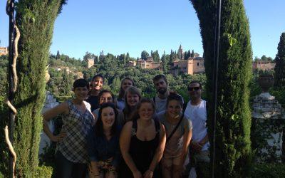 Estudiar español a los pies de la Alhambra