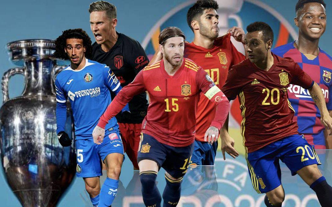 ¡Nos vamos de Eurocopa 2021 con España y aprendiendo español!