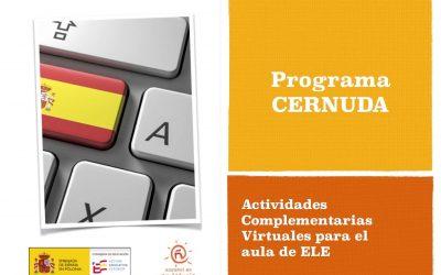 Programa Cernuda para la colaboración entre centros de español Andalucía – Polonia