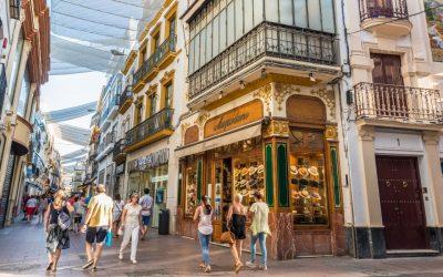 Leyenda de la Calle Sierpes de Sevilla