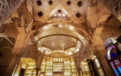 Un tesoro arquitectónico en un bar de Sevilla
